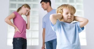 Развод с детьми: порядок и тонкости