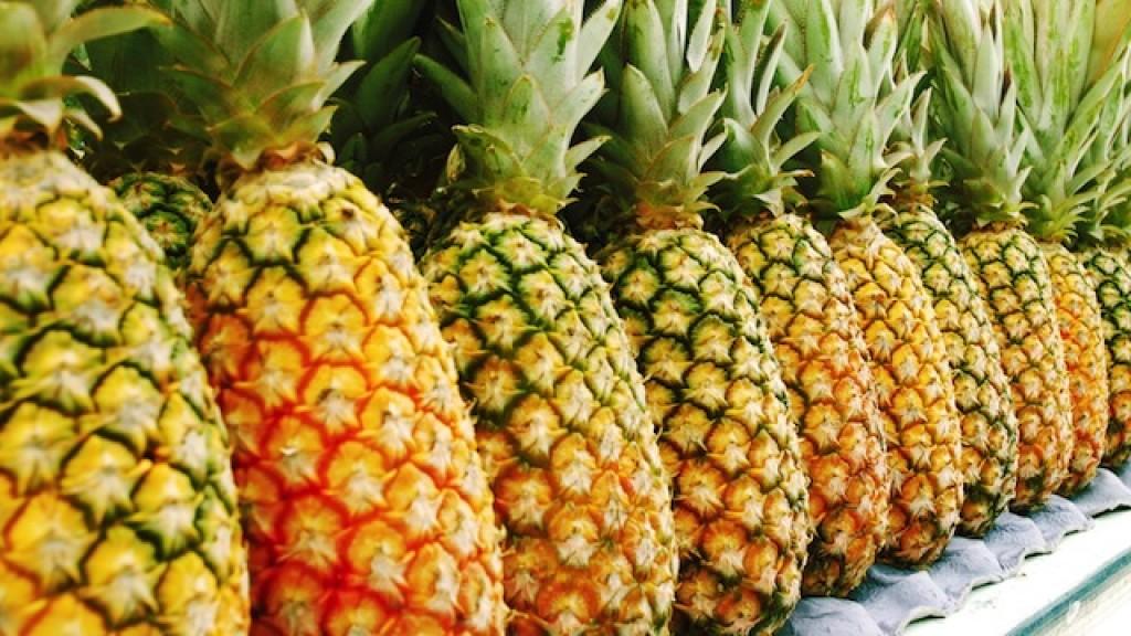 Как правильно хранить ананас дома?
