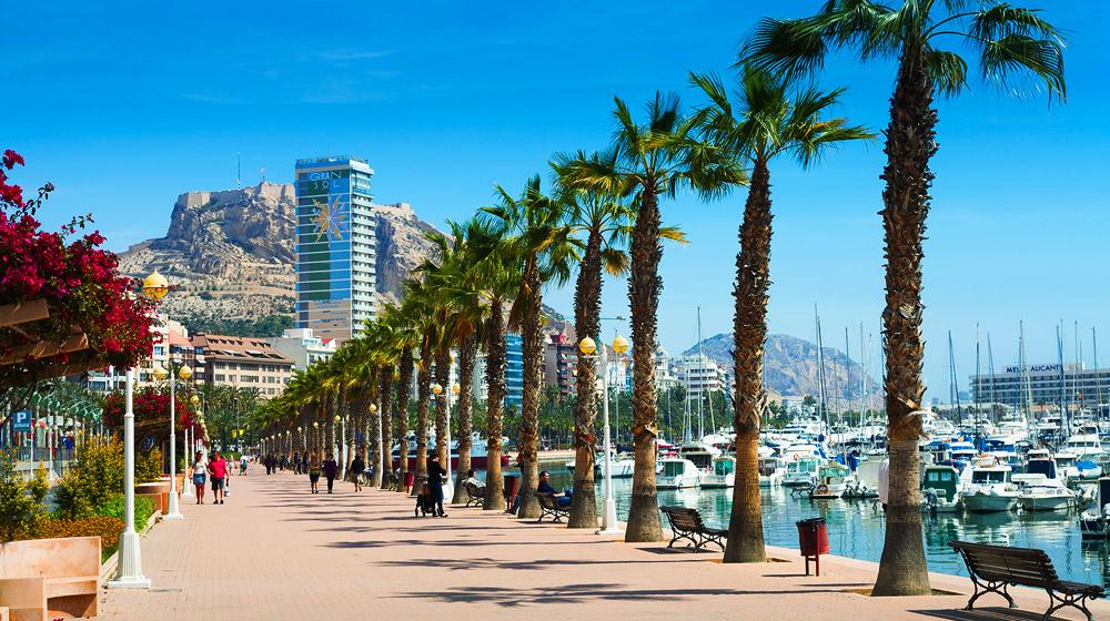 Аликанте – живописный курорт, полный удивительных историй