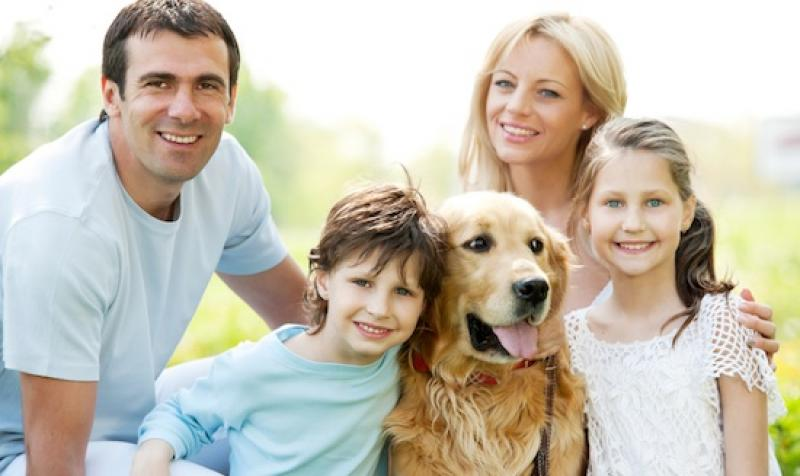 Какую породу собаки выбрать для ребенка?