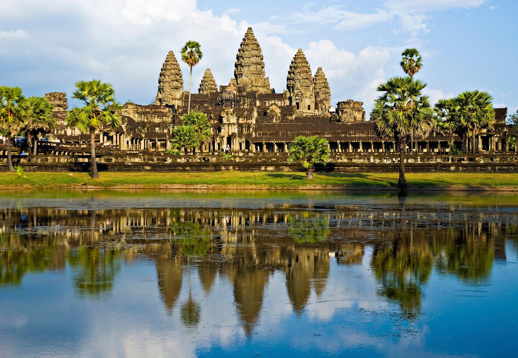 Почему стоит посетить Камбоджу