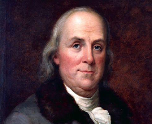 Метод Франклина — 13 правил поведения