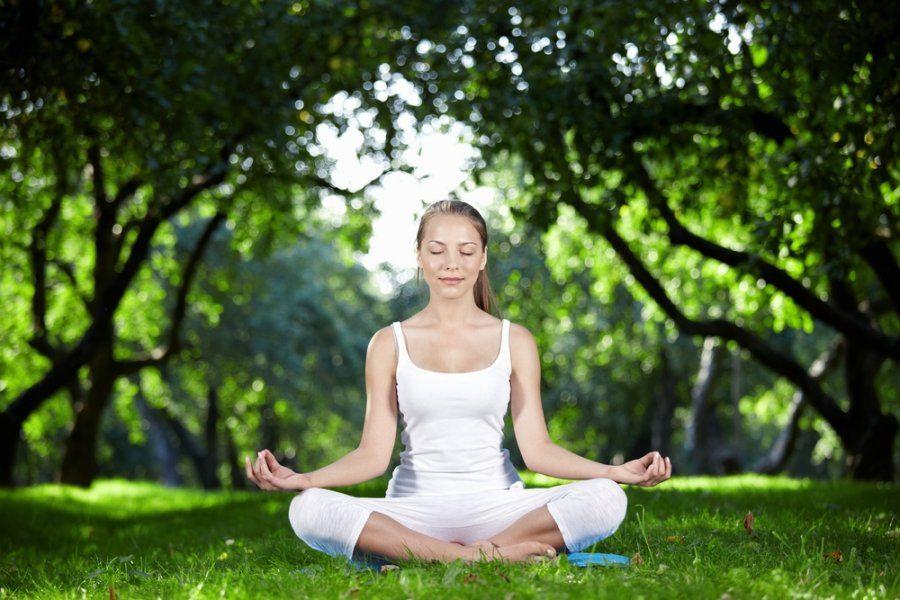 Техника дыхания медитация