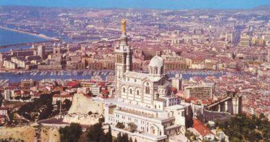Марсель – город контрастов