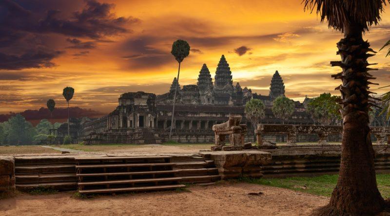 Погружение с головой в религию и экзотику вместе с Камбоджей