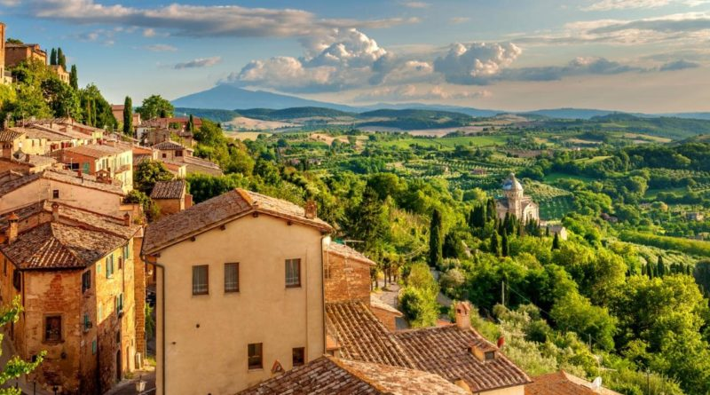 Сказочная Тоскана – архитектурное сердце Италии